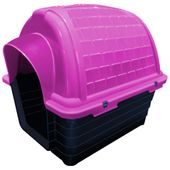Casa-Plastica-Iglu-Rosa-Furacao-Pet-1