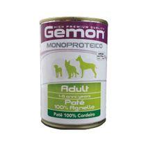 Alimento-Umido-Gemon-Pate-Caes-Monoproteico-Cordeiro