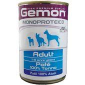 Alimento-Umido-Gemon-Pate-Caes-Monoproteico-Atum