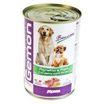 Alimento-Umido-Gemon-Caes-Cordeiro-e-Arroz