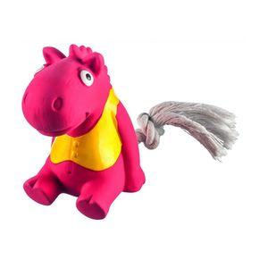 Brinquedo-Dinossauro-Vermelho-Sanremo