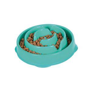Comedouro-Lento-Fun-Feeder-Verde-Pet-Trends