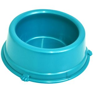 Comedouro-Plastico-Caes-Verde-Triton-Dog