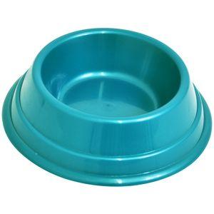 Comedouro-Plastico-Gatos-Verde-Triton-Dog