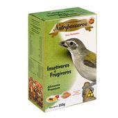 Ração para Pássaros Insetívoros e Frugívoros Nutripássaro Premium 350g