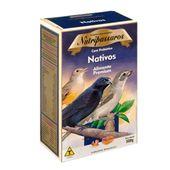 Ração para Pássaros Nativos Nutripássaros Premium 500g
