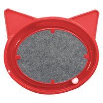 Arranhador-Super-Cat-Relax-Pop-Vermelho-Furacao-Pet