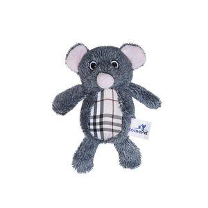 Brinquedo-Pelucia-Rato-Xadrez-HomePet