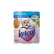 Alimento-Umido-Kelcat-Peixe-com-Ervilha-e-Cenoura
