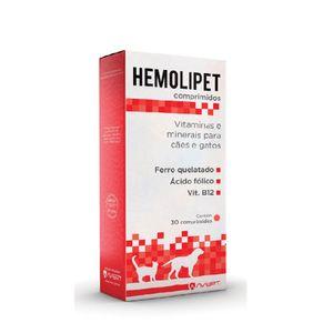 Hemolipet-30-Comprimidos