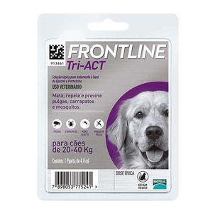 Antipulgas-e-Carrapatos-Frontline-Tri-ACT-Caes-20-a-40kg