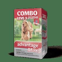 Combo-Advantage-Max3-25ml-Caes-10-a-25kg