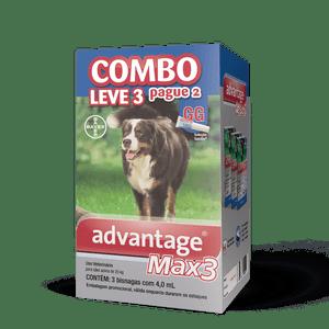 Combo-Advantage-Max3-Caes-25kg