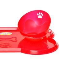 Kit-Jogo-Americano-Osso-Truqys-Pets-Vermelho-