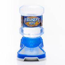 Bebedouro-Automatico-Truqys-Pets-Azul-2L