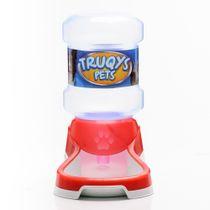 Bebedouro-Auto-Truqys-Pets-Vermelho-2L