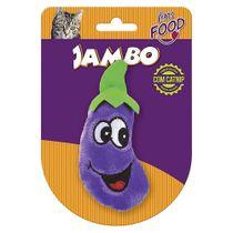 Brinquedo-Pelucia-Food-Cat-Beringela-Jambo