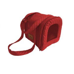 Bolsa-de-Transporte-Matelasse-Vermelha-Fabrica-Pet