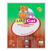 areia-para-gatos-like-cat-granulado-higienico-de-madeira-frente