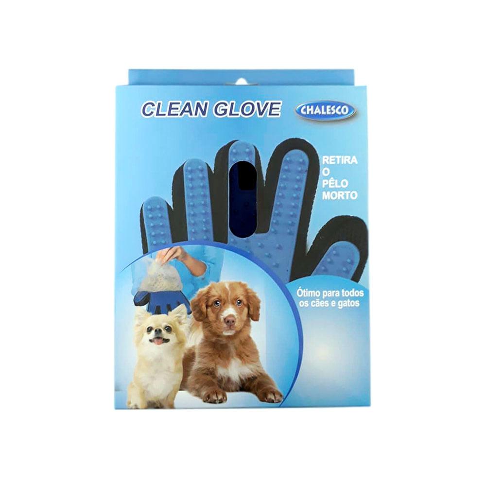 b30557401 Luva Tira Pelos Clean Glove Chalesco para cães e gatos - Cobasi Pet ...