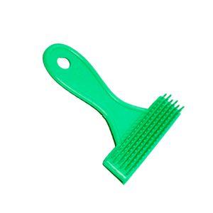 Escova-Plastica-Rastelo-Verde-TudoPet