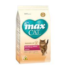 Racao-Max-Cat-Profissional-Line-Adulto-Salmao-e-Arroz