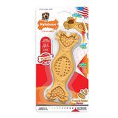 Brinquedo-Osso-Power-Chew-Manteiga-de-Amendoim-Nylabone