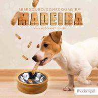 Comedouro-Bebedouro-de-Madeira-e-Inox-Concavo-Modernpet