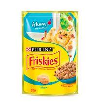 Alimento-Umido-Friskies-Atum-ao-Molho-85g