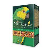 Racao-Nutropica-para-Papagaios-com-Frutas-