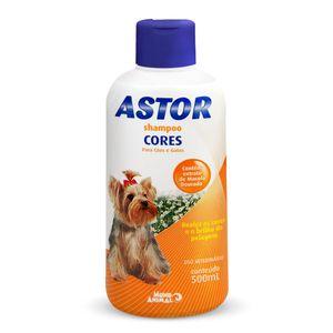 Shampoo-Astor-Cores-500ml-Mundo-Animal