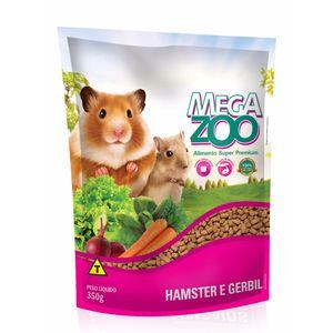 Ração para Hamster e Gerbil Megazoo - 350g