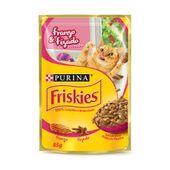 Alimento Úmido Friskies Frango e Fígado