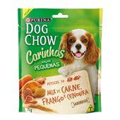Petisco-Carinhos-Dog-Chow-Mix-Racas-Pequenas
