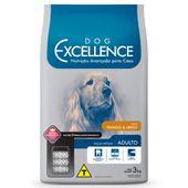 Racao-para-Caes-Adultos-Dog-Excellence-Racas-Medias-Frango-e-Arroz-3kg