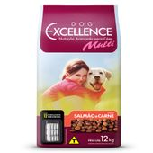 Racao-para-Caes-Adultos-Dog-Excellence-Multi-Salmao-e-Carne-12kg