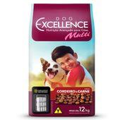 Racao-para-Caes-Adultos-Dog-Excellence-Multi-Carne-e-Cordeiro-12kg