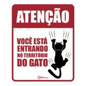 Plaquinha-Territorio-do-Gato---Catmypet