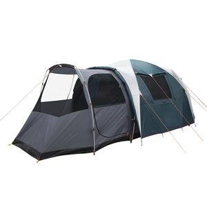 Barraca para Camping NAUTIKA Arizona GT 11/12 com Coluna d'água 2500mm - Capacidade para até 12 pessoas
