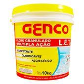 Cloro-L.E-3-em-1-Genco-10kg