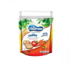 Cookie Integral VitaPrime Maçã e Cenoura 150g