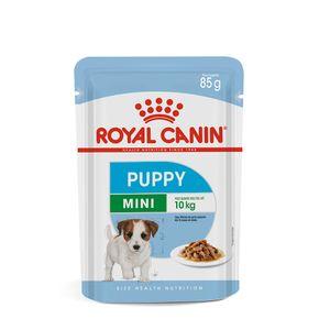 Alimento Úmido para Cães Filhotes Raças Mini Royal Canin 85g