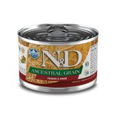 Alimento-Umido-N-D-Canine-Ancestral-Grain-Frango-e-Roma