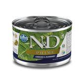 Alimento-Umido-N-D-Canine-Prime-Cordeiro-e-Blueberry