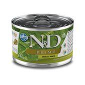 Alimento-Umido-N-D-Canine-Prime-Javali-e-Maca