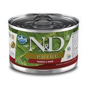 Alimento-Umido-N-D-Canine-Prime-Frango-e-Roma