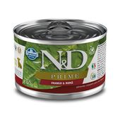 Alimento-Umido-N-D-Canine-Filhote-Prime-Frango-e-Roma