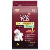 Racao-para-Caes-Adultos-Mini-Gran-Plus-Gourmet-Peru-e-Arroz