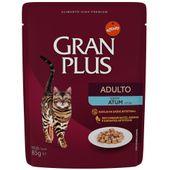 Alimento-Umido-Gran-Plus-Gatos-Adulto-Atum-85g-