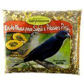 Mistura para Pássaros Óleosa com Mamão 500g